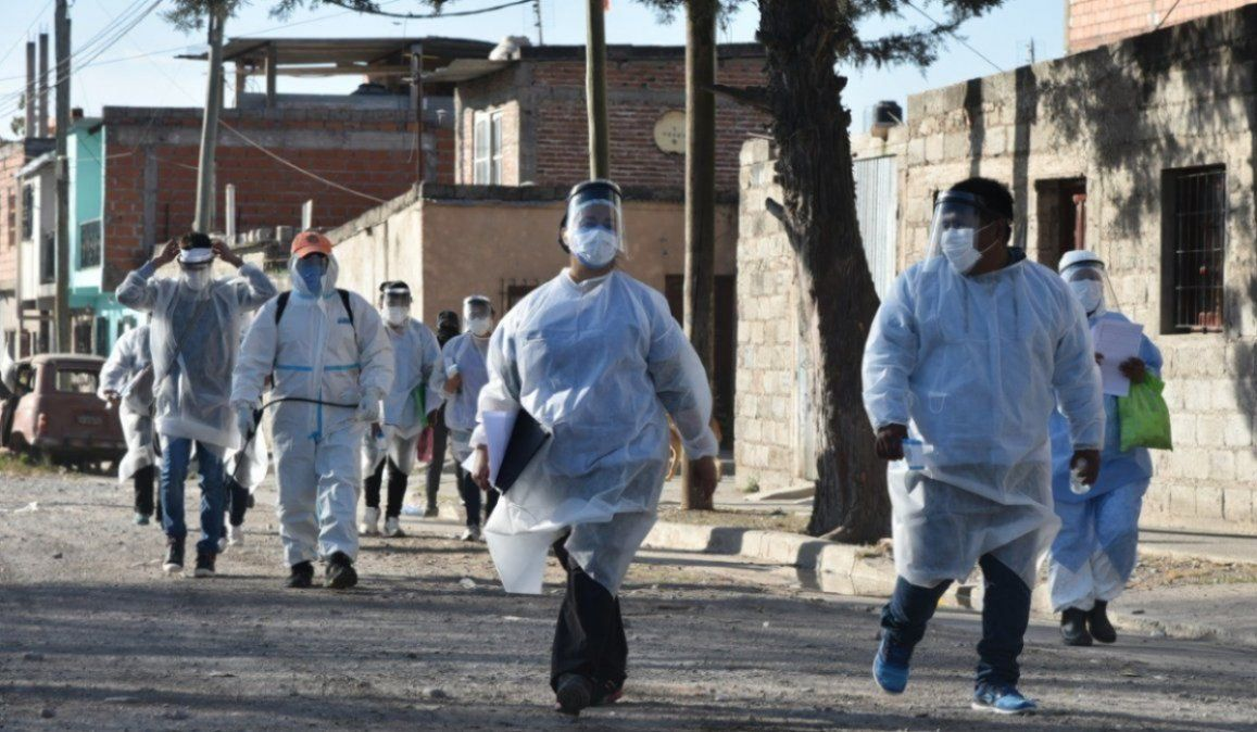 Jujuy registró  71 nuevos casos de coronavirus y 12 fallecimientos
