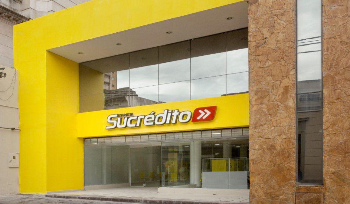 Tarjeta Sucrédito sigue apostando a Jujuy y se muda a una nueva sucursal