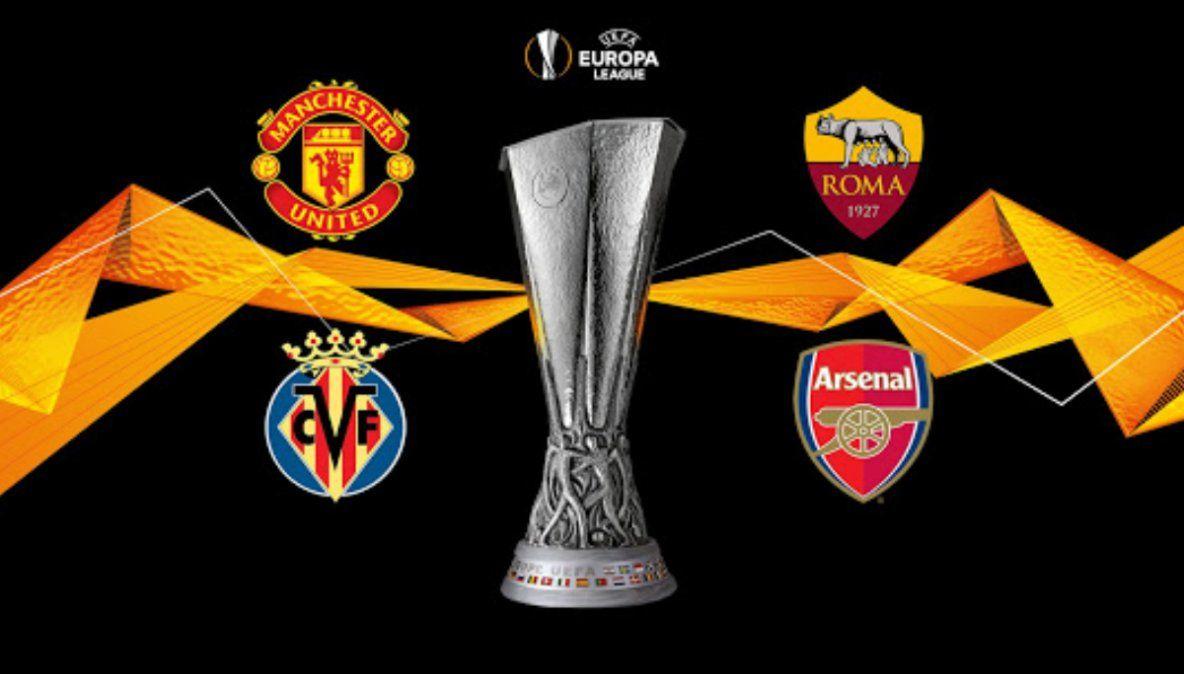 Europa League: Cómo y cuándo se juegan las semifinales