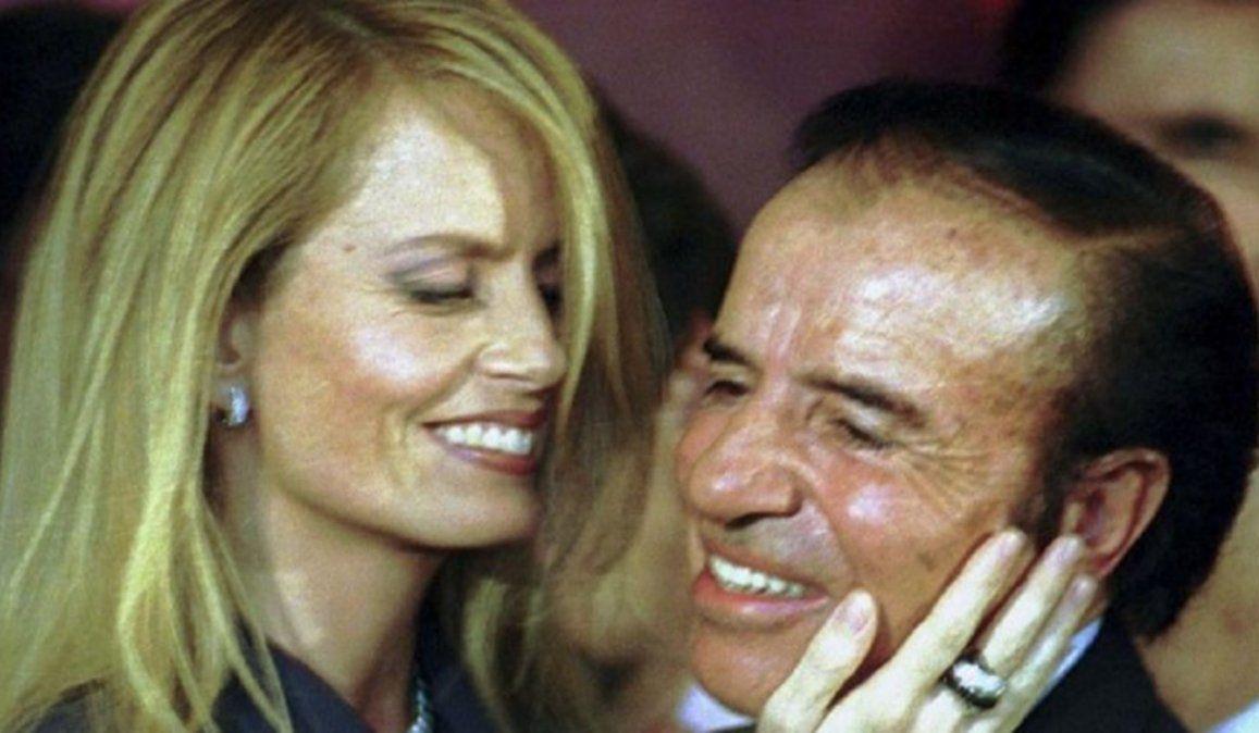 A casi tres meses de la muerte de Menem, Cecilia Bolocco habló de su relación con el expresidente