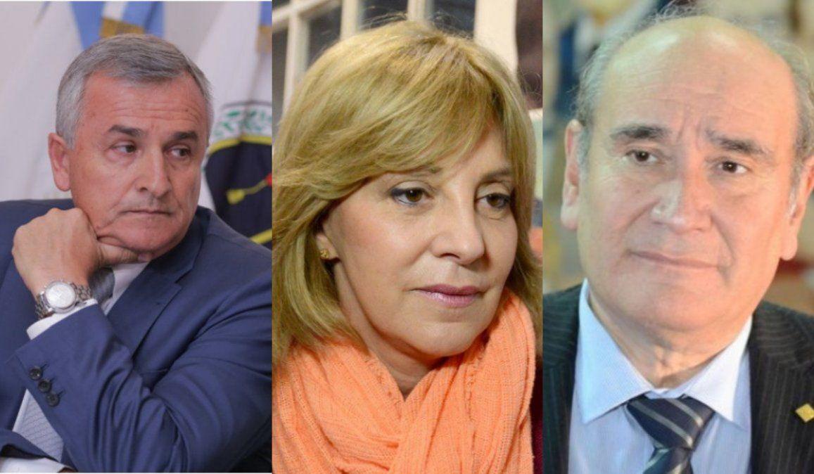 Piden que la Oficina Anticorrupción se expida sobre la dencuncia penal contra Morales, Fellner y Rivarola