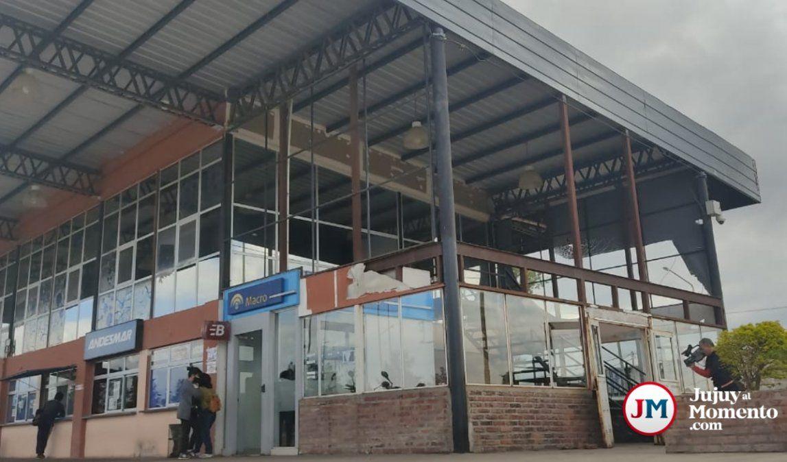 Rivarola prometió obras pero la terminal sigue en estado deplorable