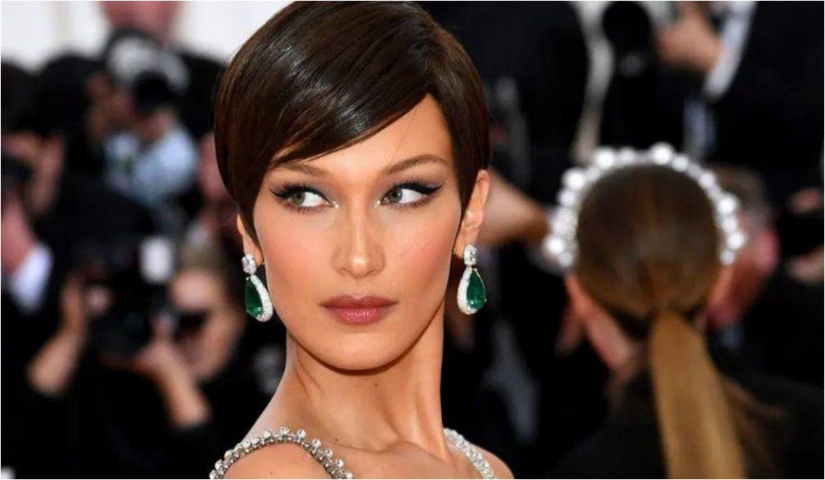 La modelo Bella Hadid fue elegida como la mujer más bella del mundo, según la ciencia