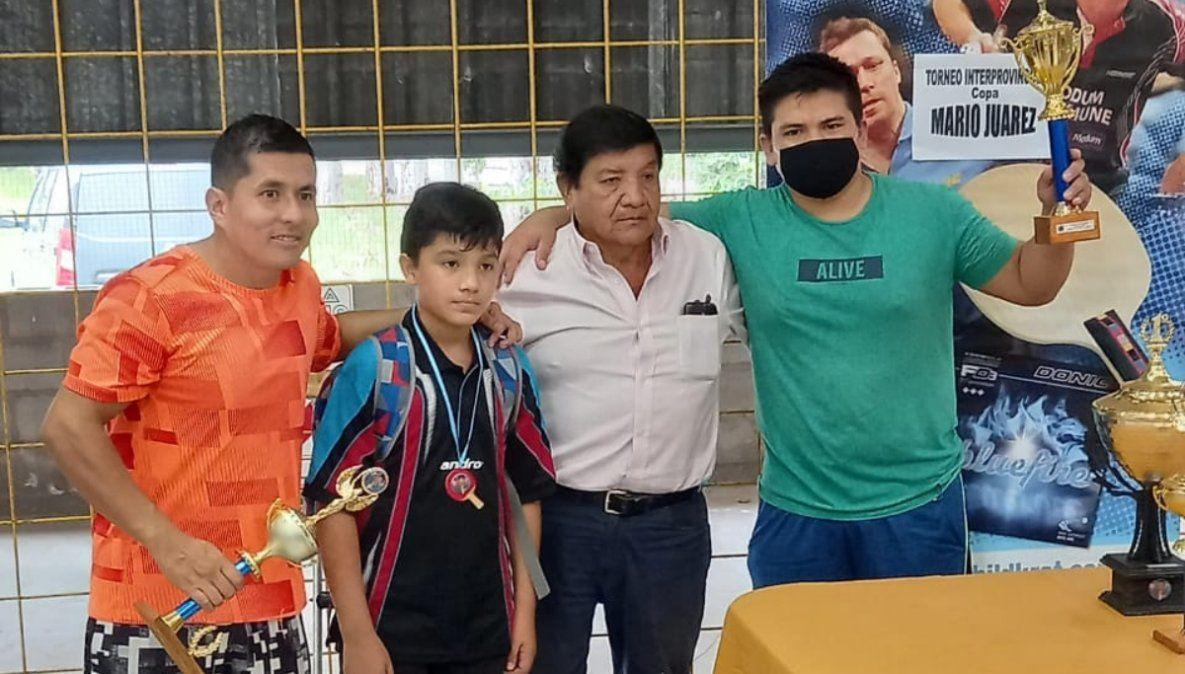 Aguaysol, Bilca, Montanaro y Beltrán, los ganadores del interprovincial Mario Gómez