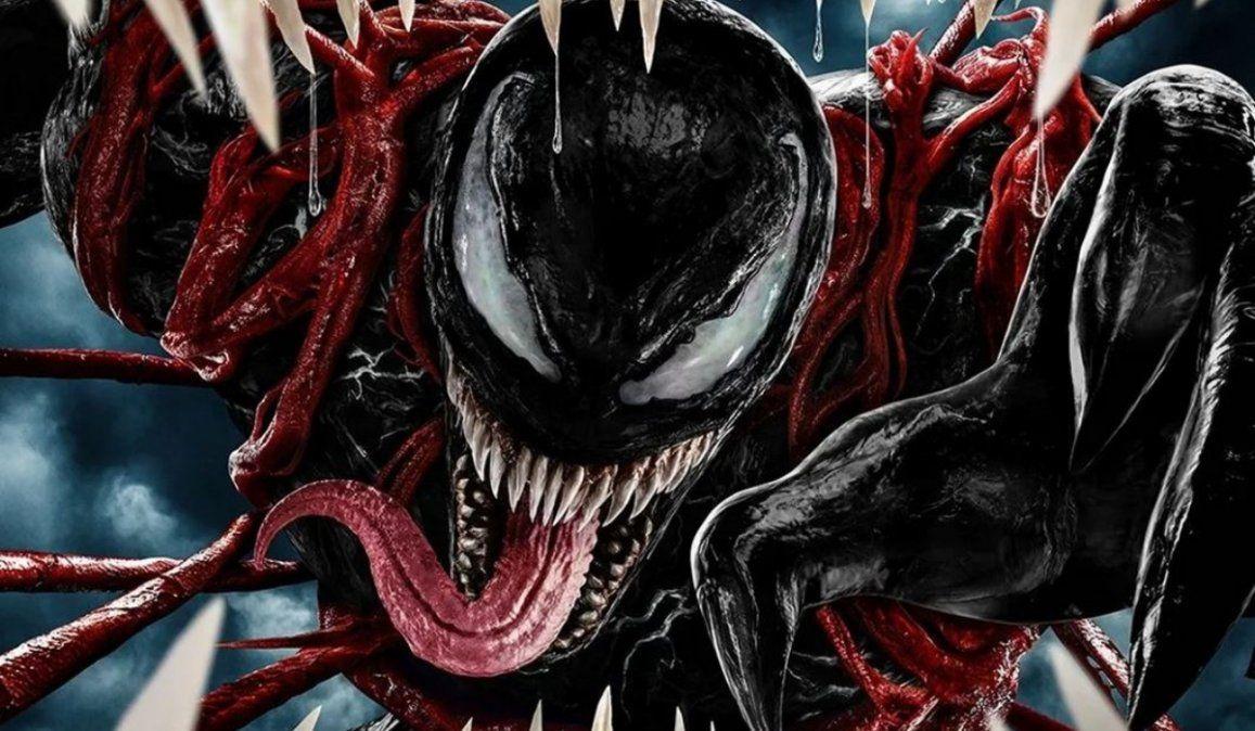 Venom: Carnage Liberado: Mirá el trailer del próximo estreno de Marvel y Sony