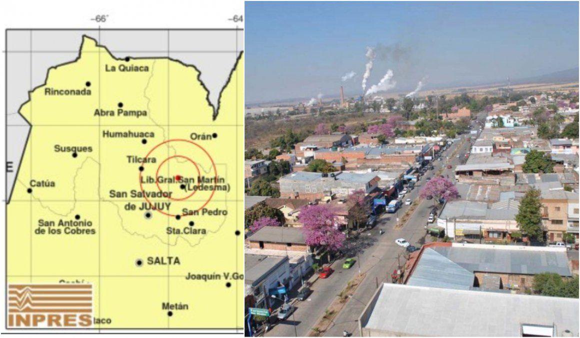 Tembló Libertador: Se registró un sismo de 4,3