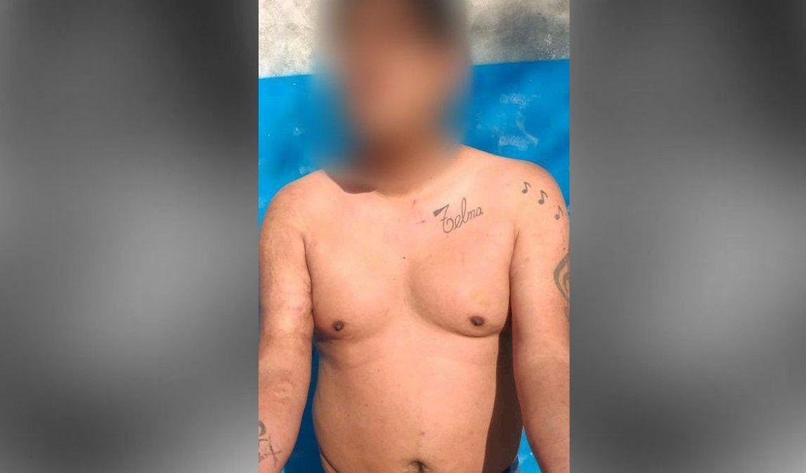 Golpeó a su ex mujer en plena calle: Quedó detenido