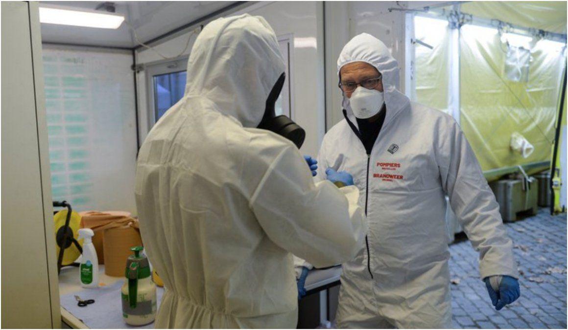 La nueva cepa del coronavirus detectada en Reino Unido ya está en 50 países