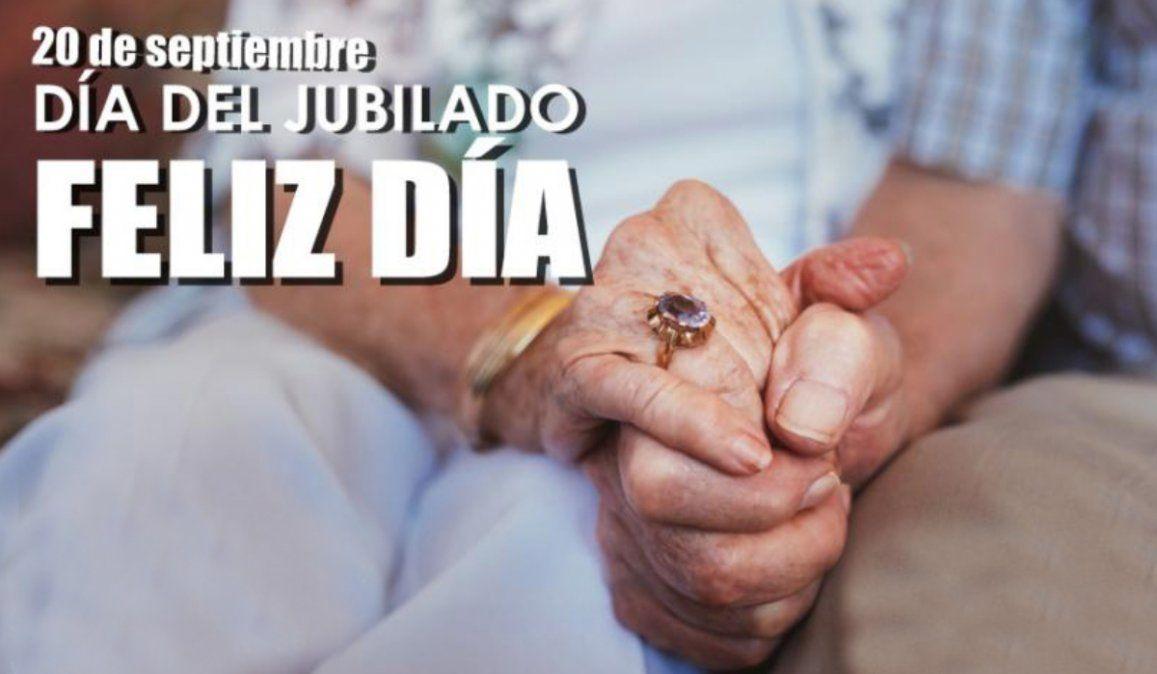 Hace 116 años se celebra el Día del Jubilado