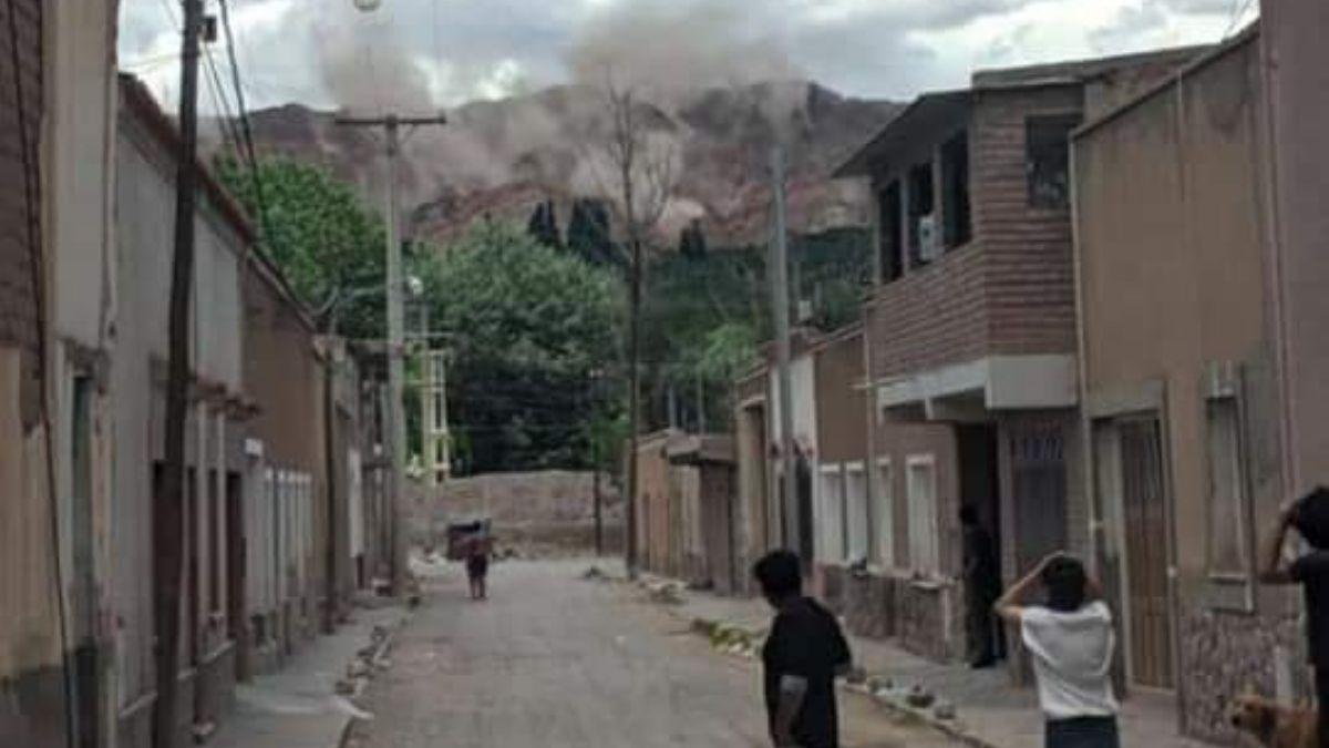 Intendente de Humahuaca: hay derrumbes en los techos precarios, puestos de salud, y salones