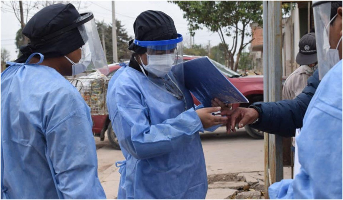 Coronavirus: Jujuy suma 157 casos nuevos y 10 muertes más