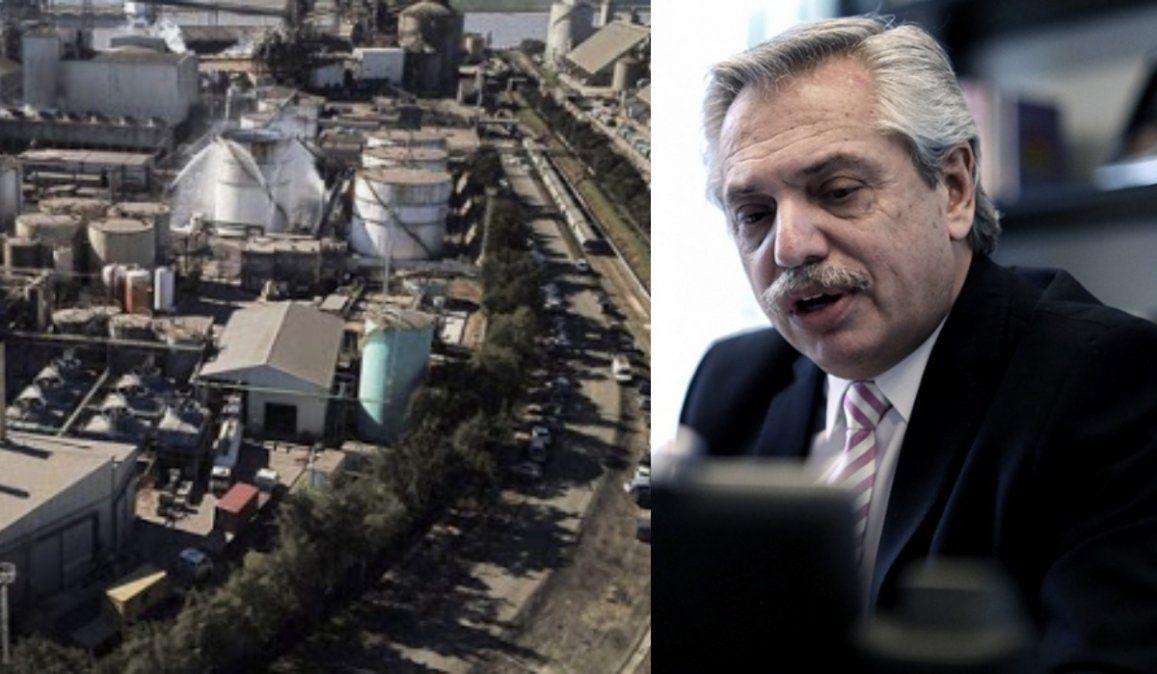 Marcha atrás del gobierno: Alberto anuló el decreto para intervenir y expropiar Vicentin
