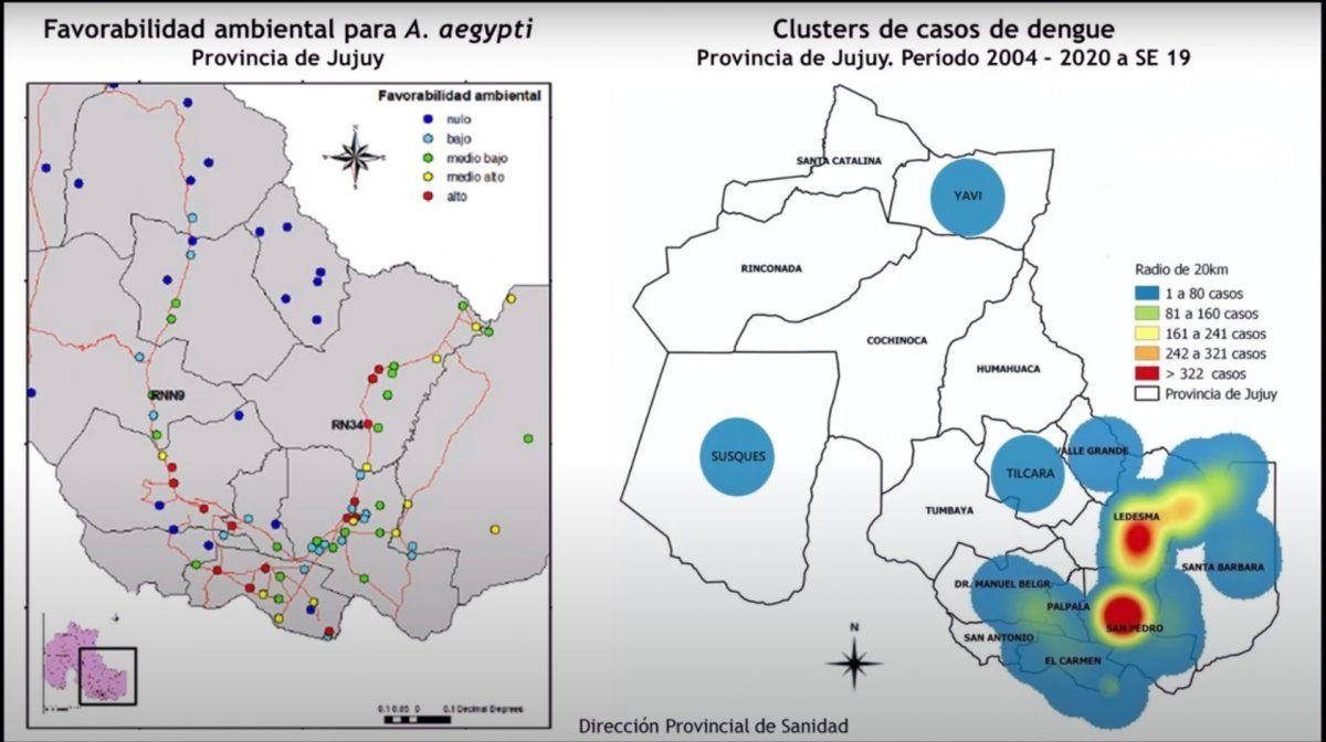 Dengue en Jujuy: el peor brote en 16 años