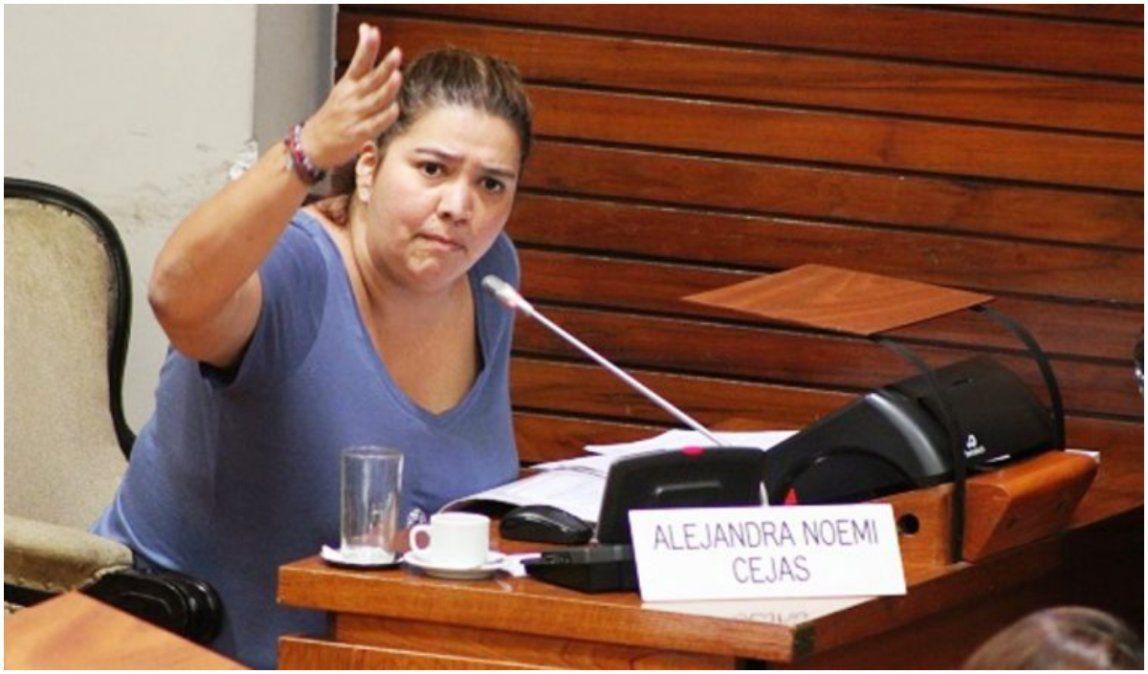 Diputada Cejas: Gente vinculada al gobierno realizó actividades donde surgieron contagios