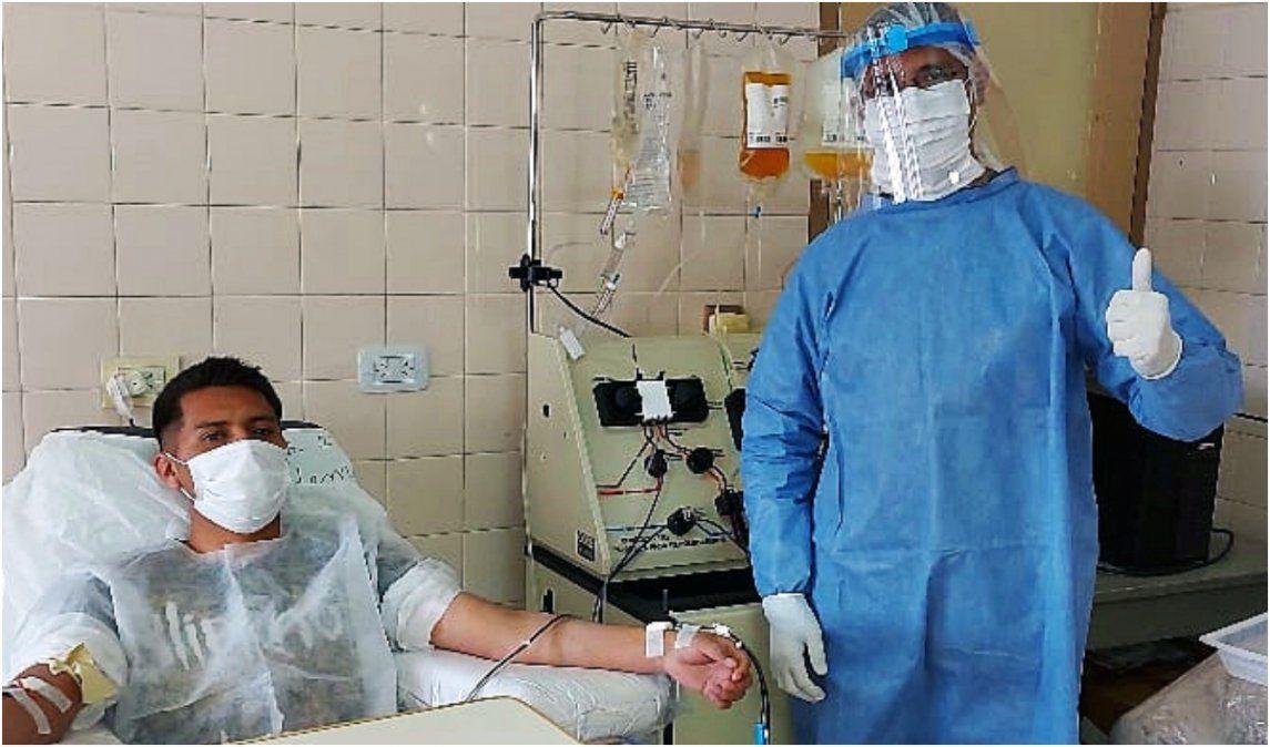 Más de 100 jujeños se recuperaron y ya son 721 las altas médicas