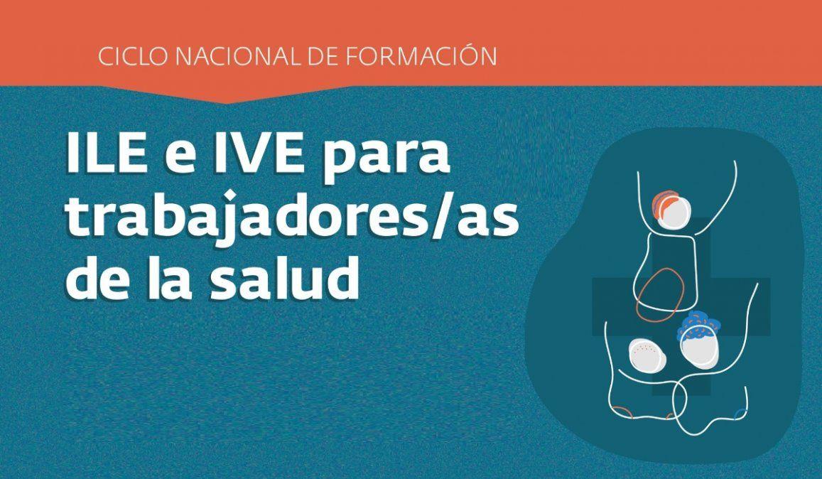 Formación Nacional en ILE e IVE para personal de salud