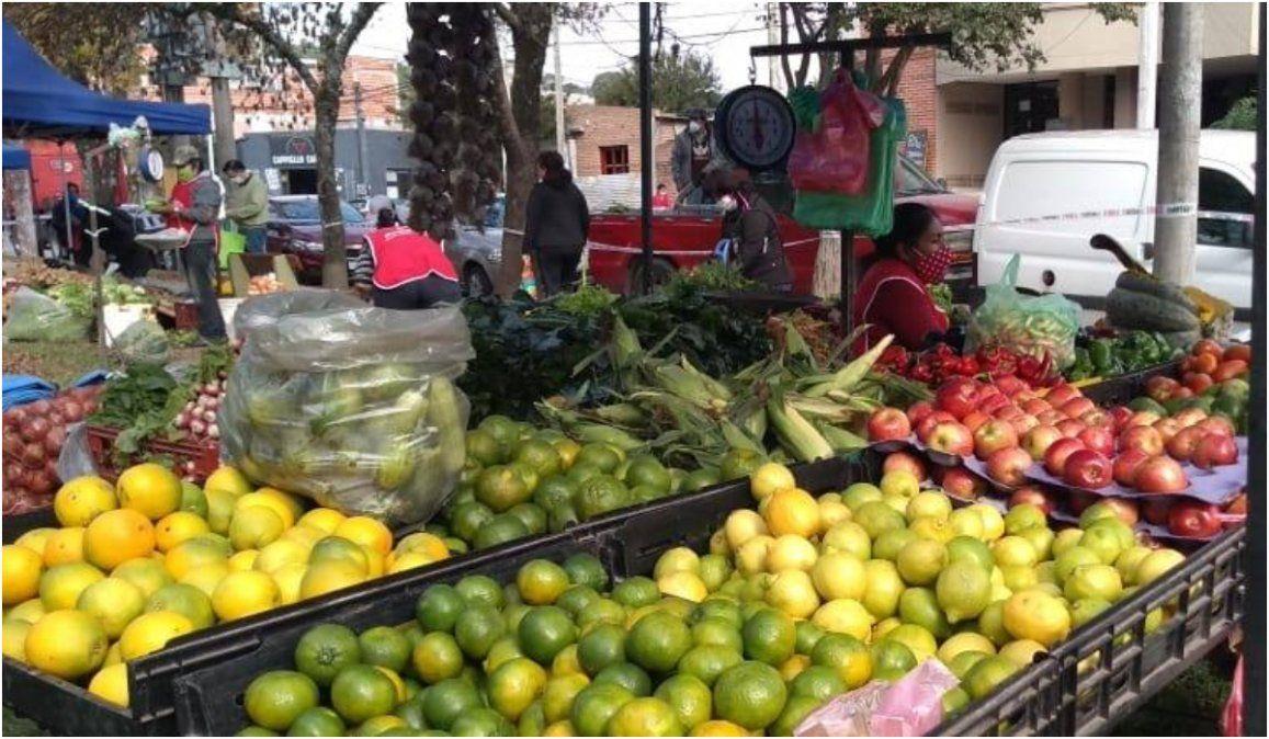 Feria de alimentos a bajo costo: conocé el cronograma de octubre