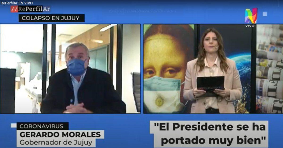 Morales sobre la marcha del 17A: no es la forma