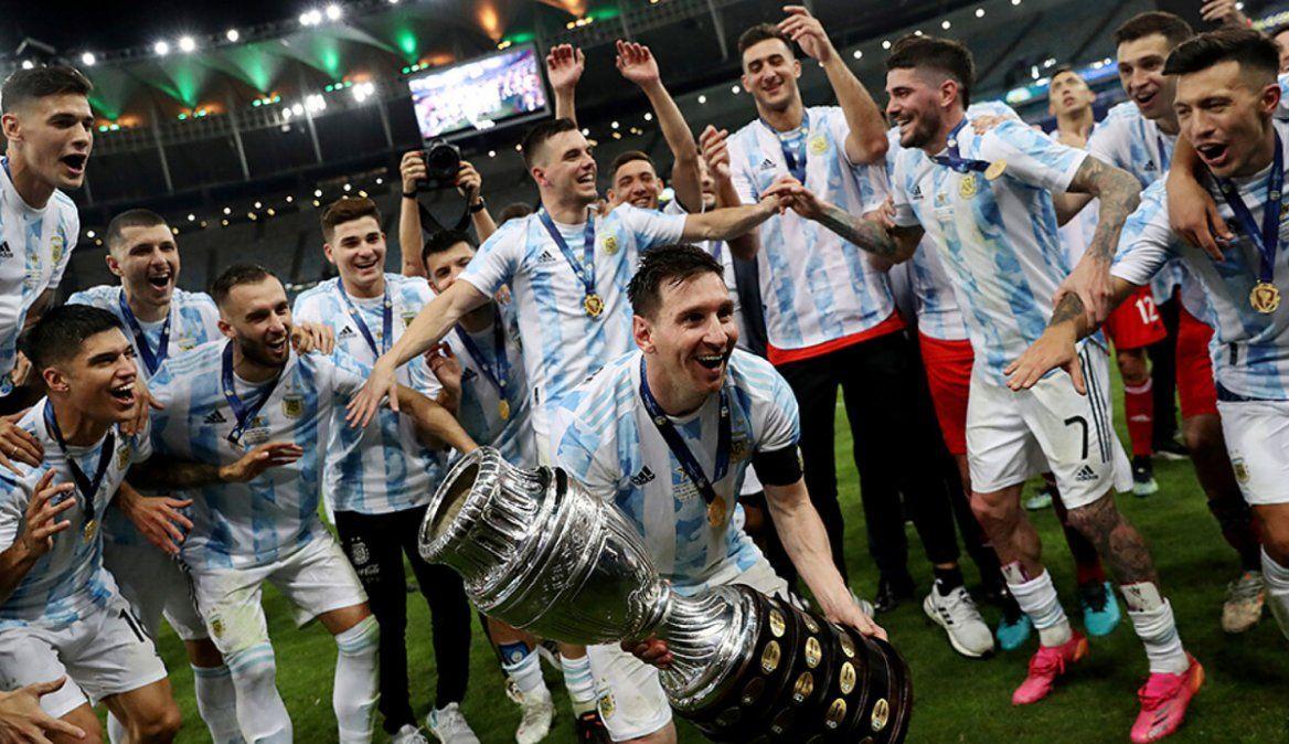 El Campeón, el himno oficial de la Selección Argentina