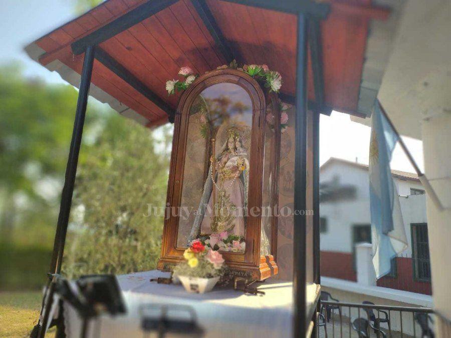 Misa por los enfermos en el tercer domingo de honras a la Virgen de Río Blanco y Paypaya