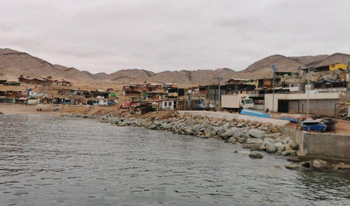 Chile con alerta de tsunami: ordenaron la evacuación de la zona de playa