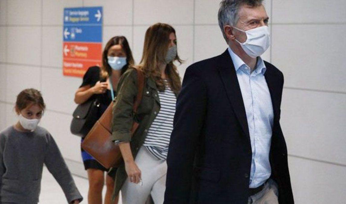 Macri llegó a Francia y dijo: Acá se vive en libertad y con responsabilidad