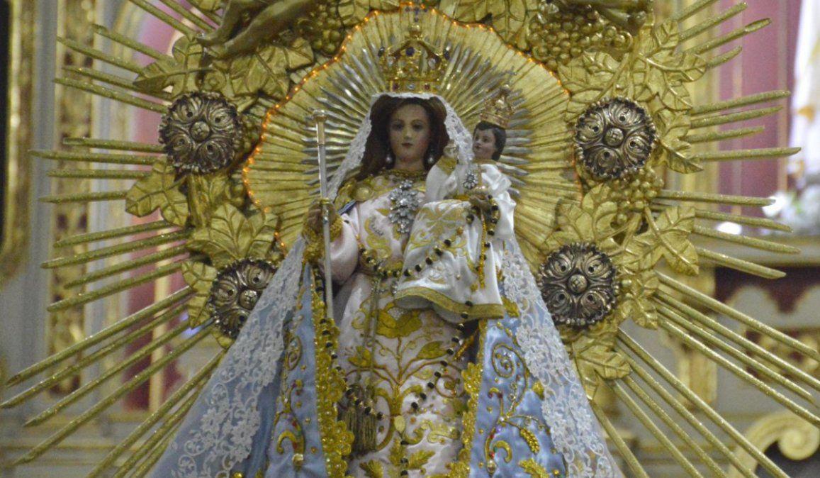 Se celebró el Centenario de la Coronación Pontificia de la Virgen de Río Blanco, patrona de Jujuy