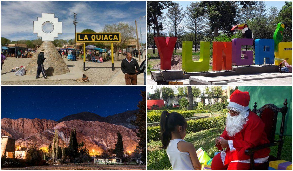 De la Puna a las Yungas, pasando por Quebrada: cómo se vive la navidad en Jujuy