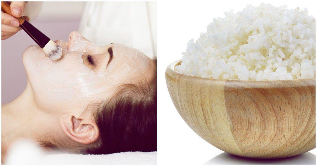 Esta mascarilla de arroz te dará la piel suave y hermosa que siempre soñaste