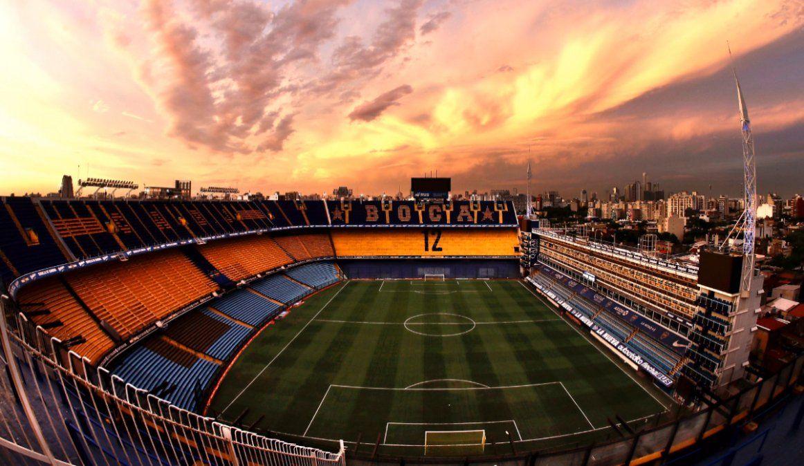 Finalmente, Argentina jugará en La Bombonera