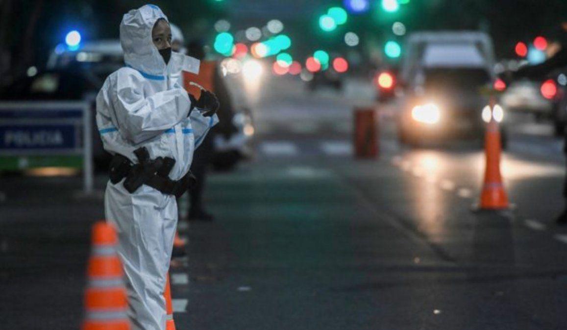 Argentina registró 6.098 nuevos contagios y 106 muertes este sábado