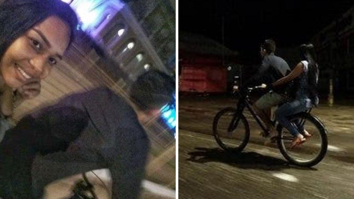 Recorría 36 km a diario para buscar a su novia al trabajo y ahora le regalarán una moto