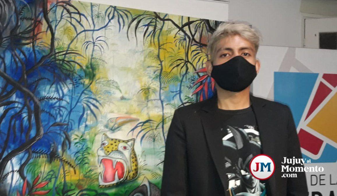 Aña Aña, una muestra del artista Juan Pablo Ramírez que llega desde las Yungas