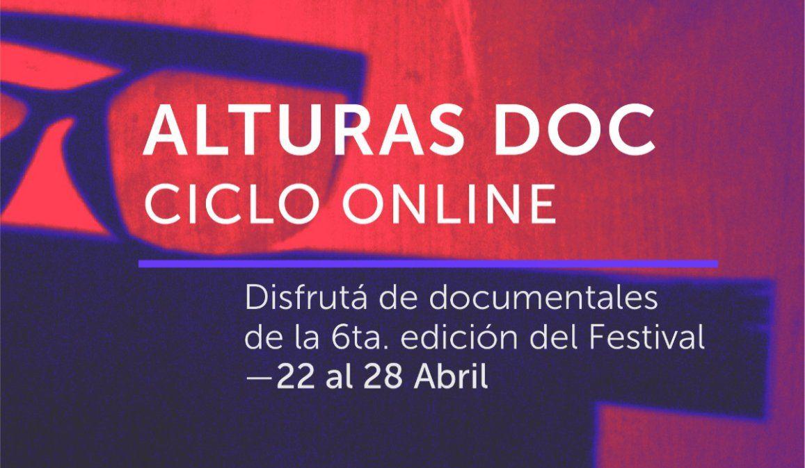 Alturas Doc, muestra online del mejor cine andino