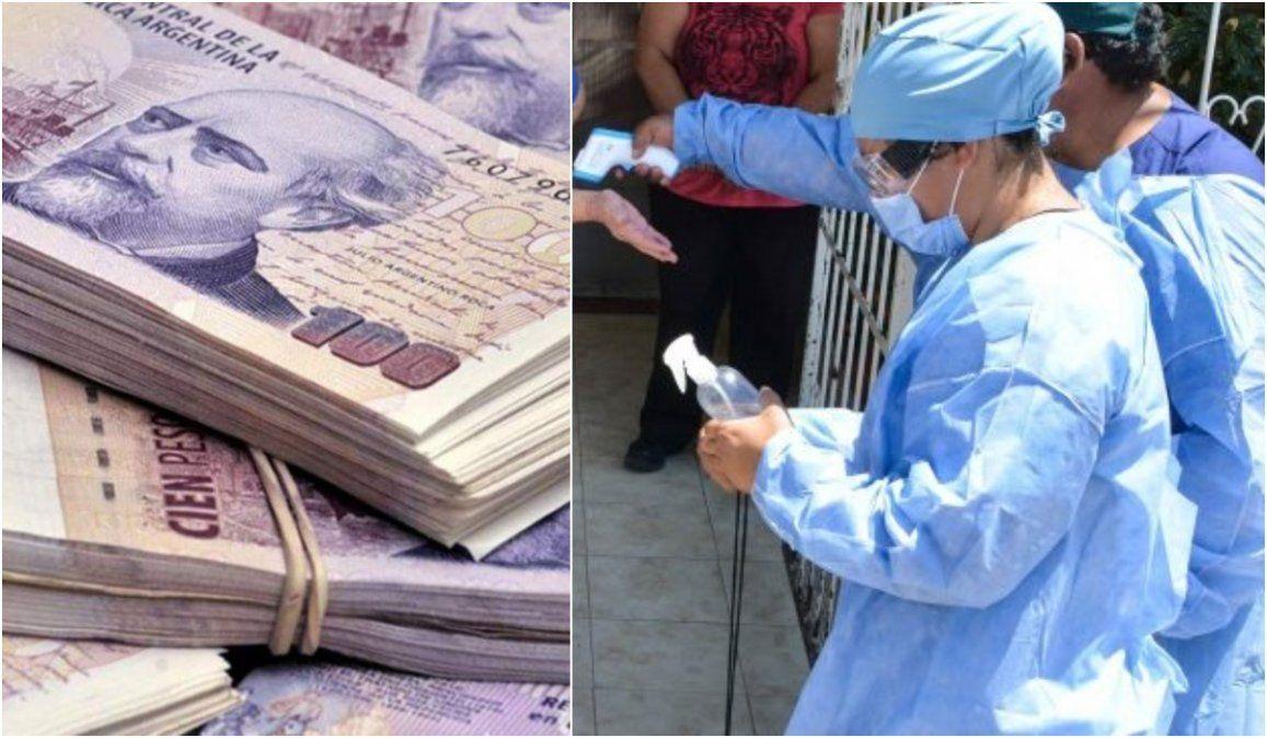 Jujuy recibirá $50 millones adicionales para el tratamiento de la pandemia