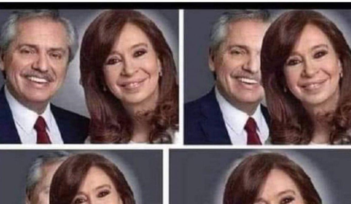 Los mejores memes del eclipse tuvieron como protagonistas a Alberto y Cristina