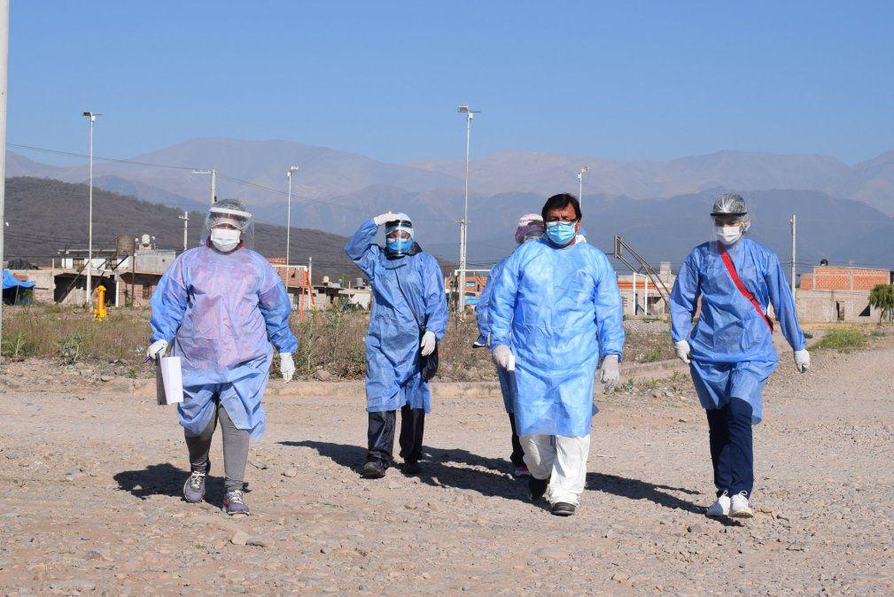 Jujuy superó la barrera de los 15.000 casos de coronavirus