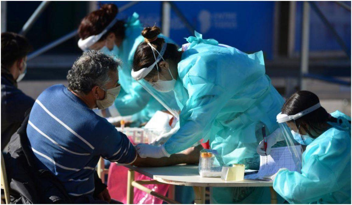 Argentina superó los 650.000 casos de coronavirus