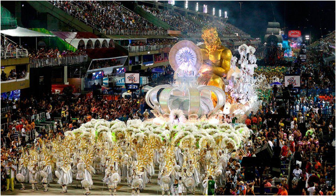 En Brasil preparan el Carnaval más masivo de todos los tiempos
