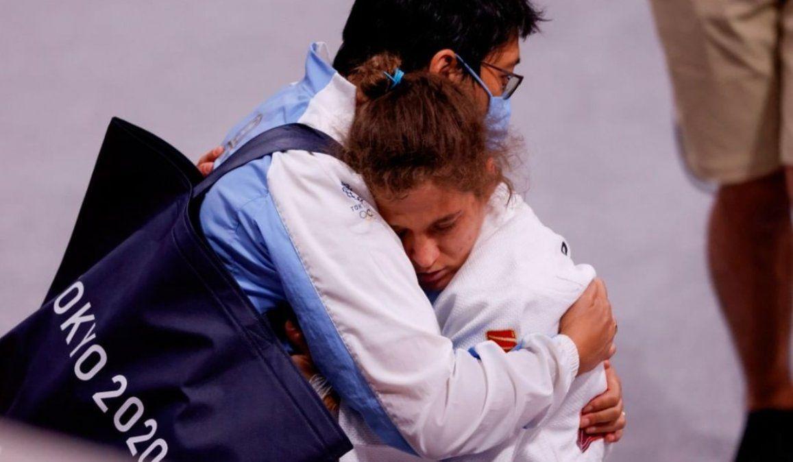 Paula Pareto perdió en el repechaje en Tokio 2020 y cerró su enorme carrera