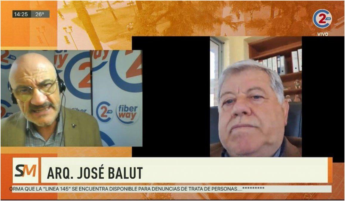 Sobremesa 17-09-20| Arq. José Balut
