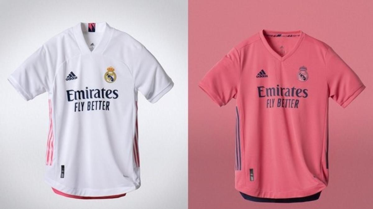 De blanco y rosa: el campeón de España presentó sus nuevas camisetas
