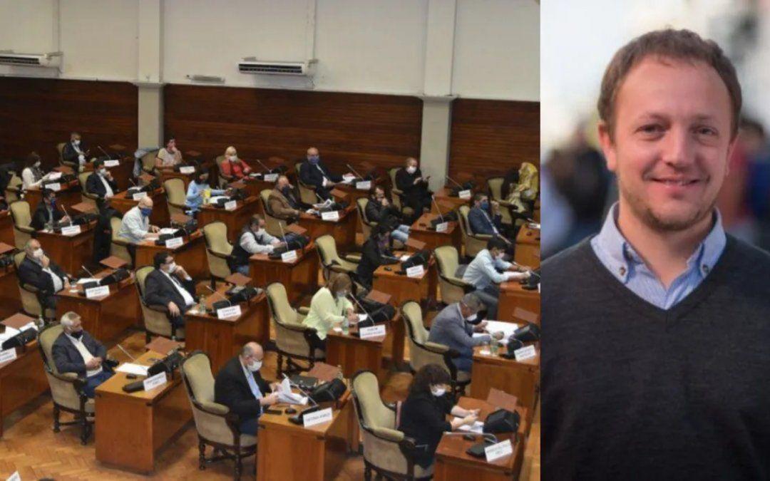Legislatura: Remy sigue sin poder asumir su banca por una clara decisión política