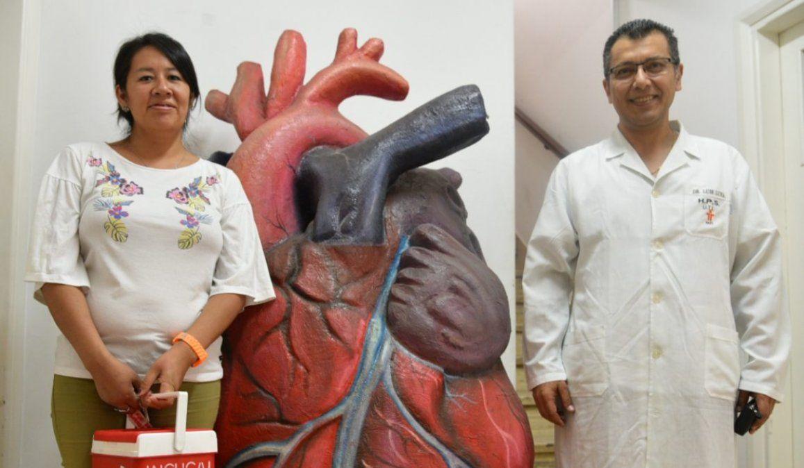 Se realizó con éxito la primera ablación de órganos de 2020
