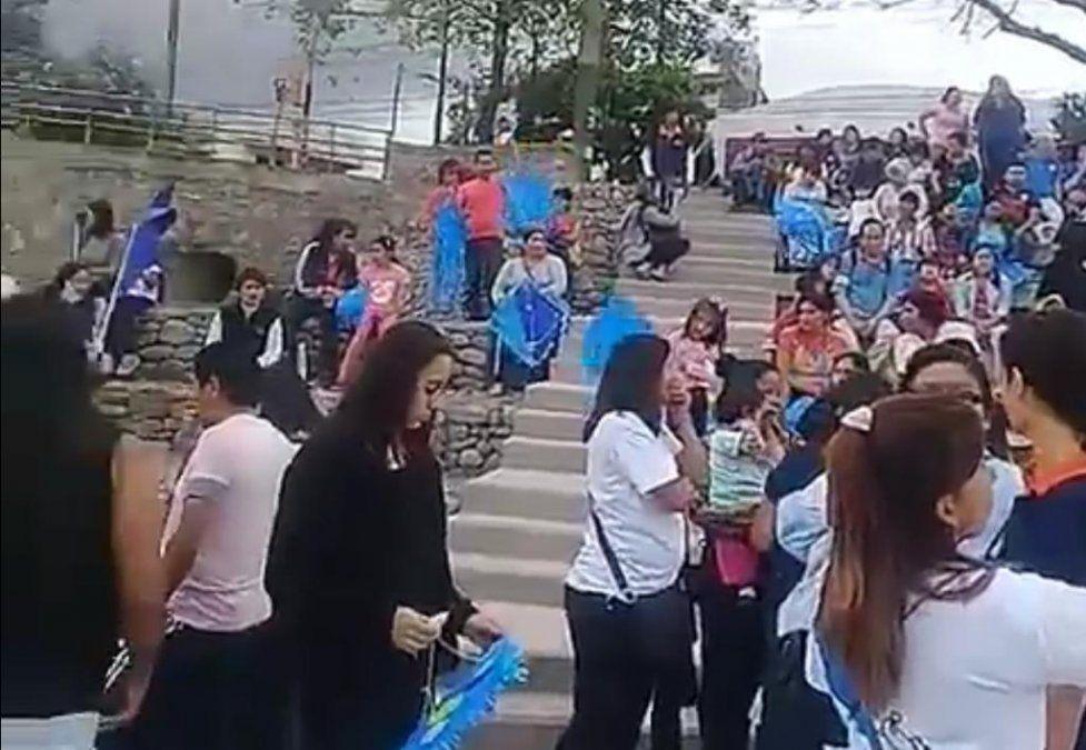 """La Fundación Sentir realizó la """"Barrileteada"""""""