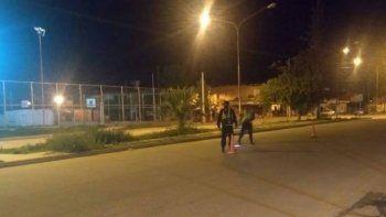 Más de 10 demorados en el primer día de restricción nocturna en Jujuy