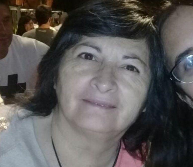 Buscan a Elina Gremasqui