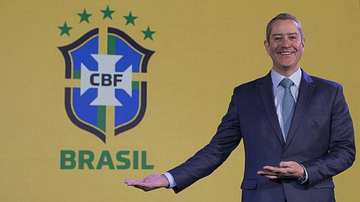 Otro escándalo en Brasil: destituyeron al presidente de la CBF por acoso sexual